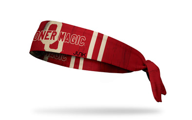 University of Oklahoma: Sooner Magic Tie Headband