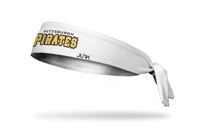 Pittsburgh Pirates: Three Rivers Tie Headband