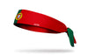 Portugal Flag Headband