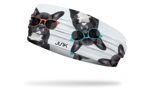 Puppy Shades Headband