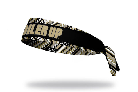 JUNK Gateway to the Future Athletic Headband Purdue University