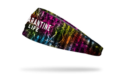 Quarantine Life Headband