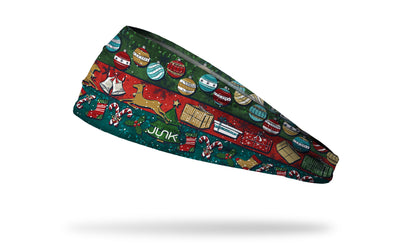 Santa's Workshop Headband