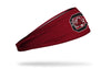 University of South Carolina: Gamecock Garnet Headband