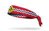 St. Louis Flag Headband
