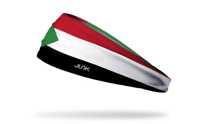 Sudan Flag Headband