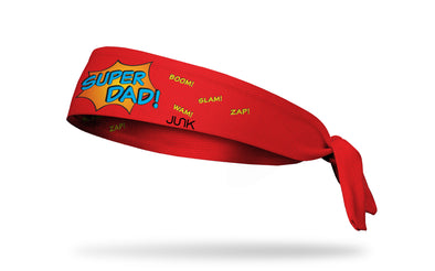 Super Dad Headband