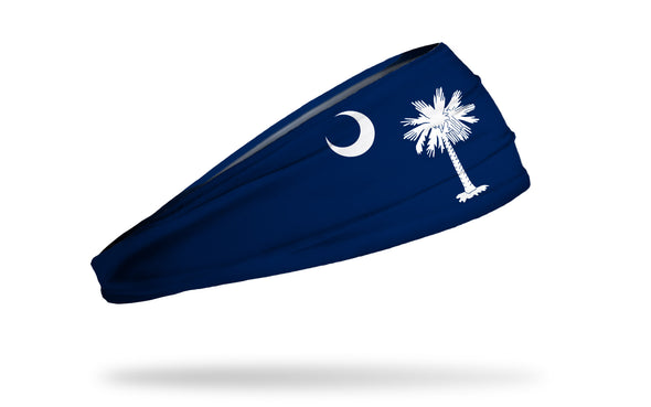 South Carolina Flag Headband