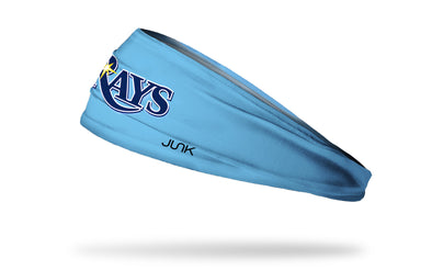 Tampa Bay Rays: Home Light Blue Headband