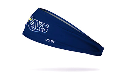 Tampa Bay Rays: Home Navy Headband