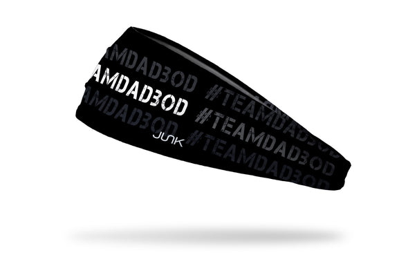 Team Dad Bod Headband