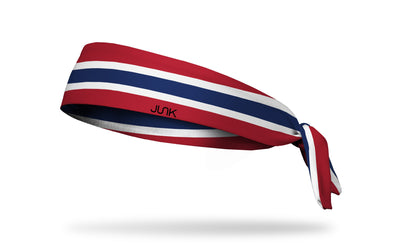 Thailand Flag Headband