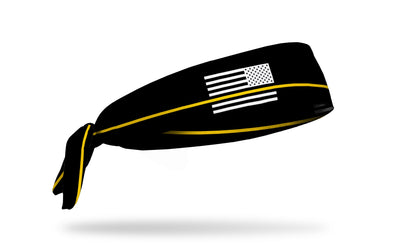 Thin Gold Line Headband