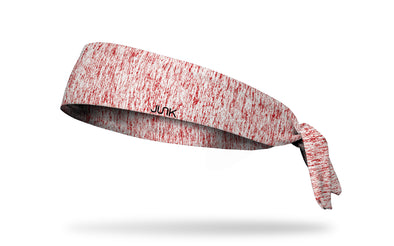 True Red Static Headband