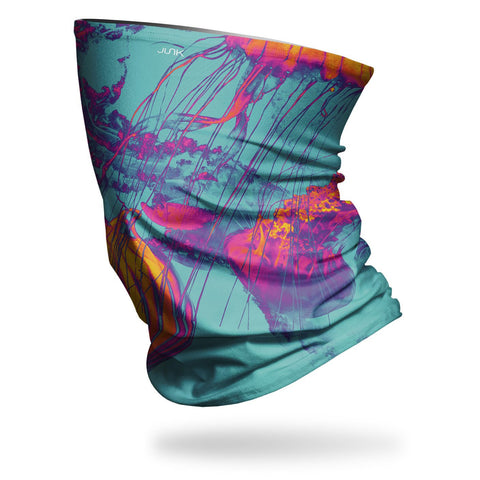 Psychedelic Smack Neck Gaiter