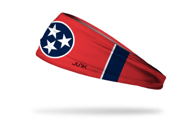 Tennessee Flag Headband