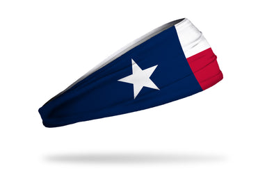Texas Flag Headband (Right Side)