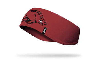 University of Arkansas: Razorback Cardinal Ear Warmer