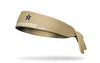 Vanderbilt University: Wordmark Gold Tie Headband