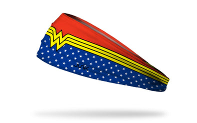 Wonder Woman with Stars Headband