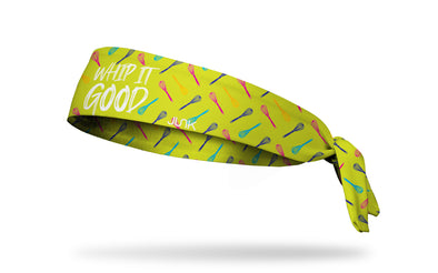 Whip It Good Headband