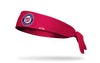 Washington Nationals: Logo Red Tie Headband