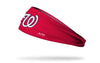 Washington Nationals: Red Headband