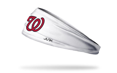 Washington Nationals: White Headband