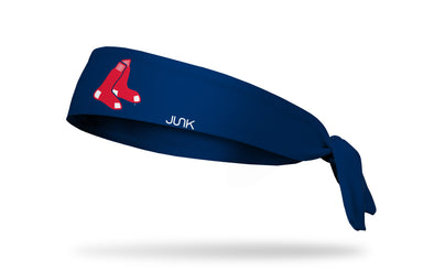 Boston Red Sox: Logo Navy Tie Headband