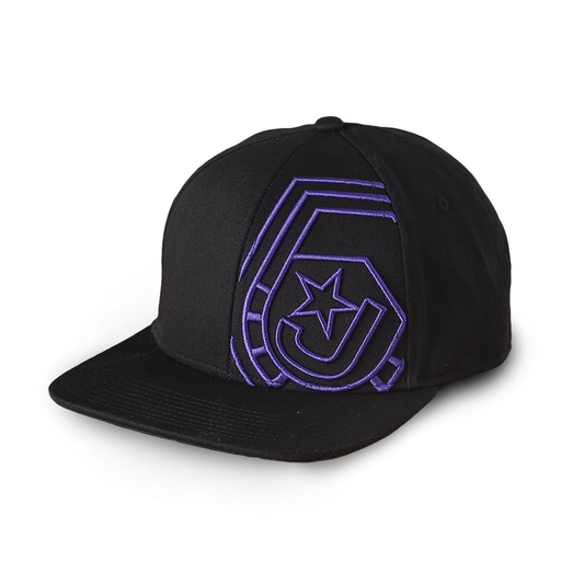 J Star Swag Snapback Purple Cap