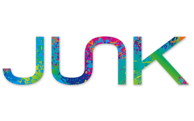 Zingo JUNK Decal