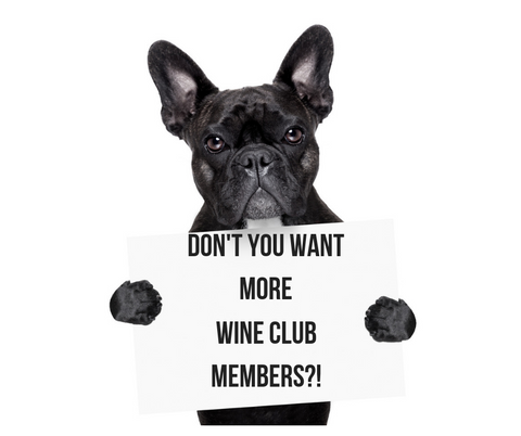 Virtual Sales Training: Converting Guests to Wine Club Members | November
