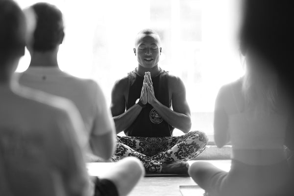Q&A with Andrew Sealy, California Based Yogi