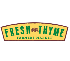 Fresh Thyme Farmer's Market Website