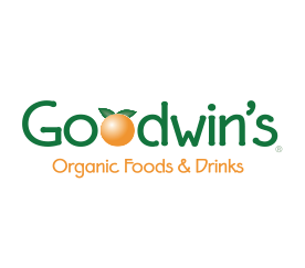 Goodwins Organic Foods and Drinks Website