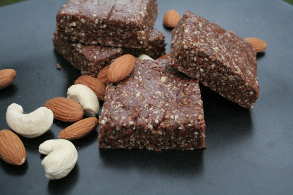 Raw Cacao Energy Bars