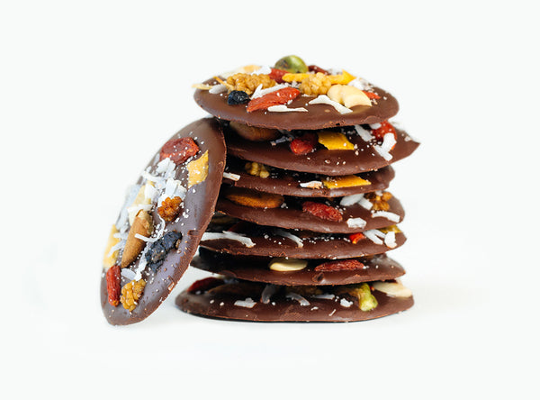 Superfood Chocolate UFO