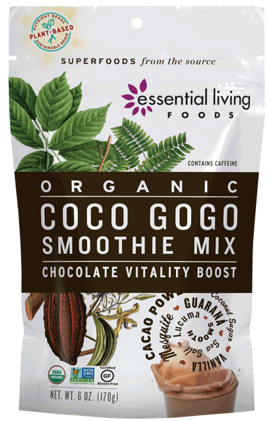 Coco Gogo Smoothie Mix 6oz.