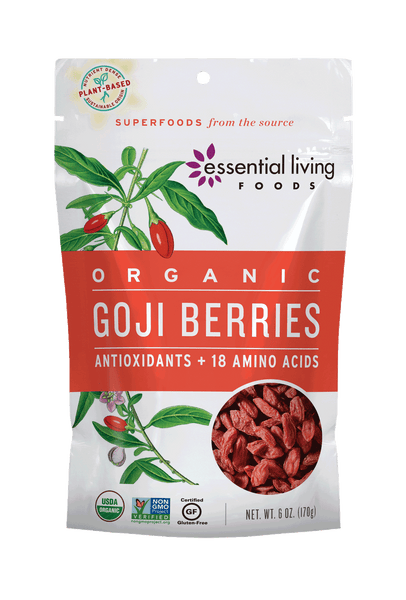 Goji Berries 6oz.