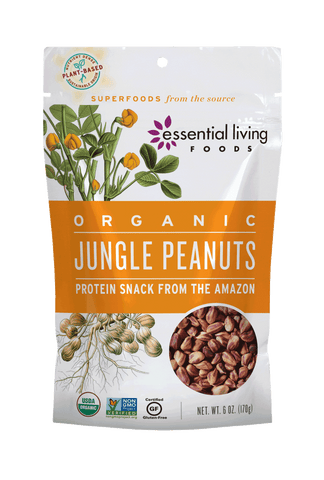 Wild Jungle Peanuts 6oz.