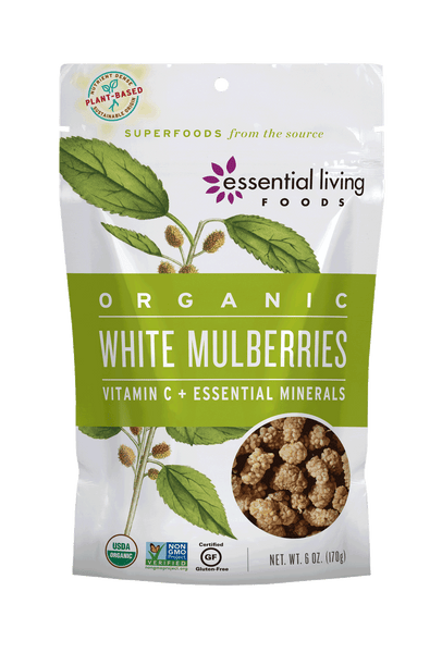 White Mulberries 6oz.