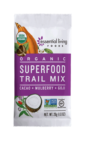 Superfood Trail Mix 1oz. (Box of 10)