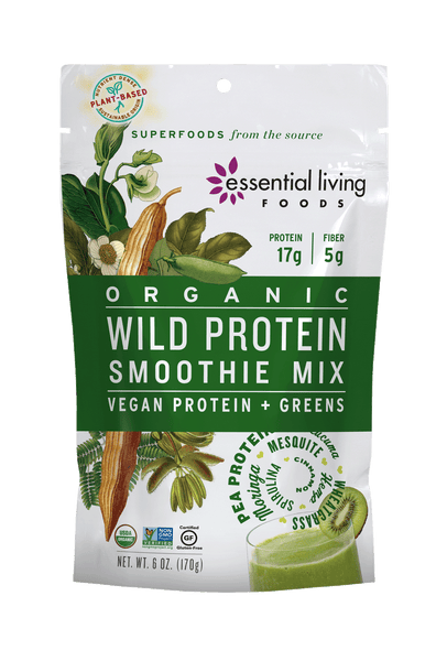 Wild Protein Smoothie Mix 6oz.
