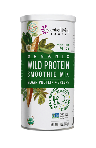Wild Protein Smoothie Mix 16oz.