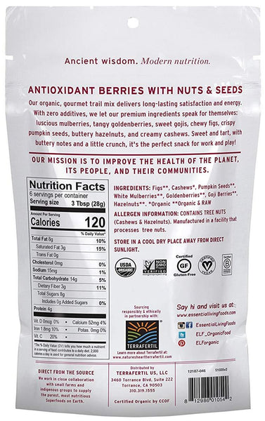 Antioxidant Trail Mix 6oz.