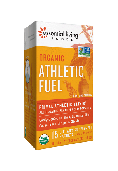 Essential Living Foods Athletic Fuel Supplement