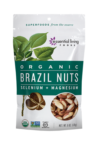 Brazil Nuts 6oz. (Currently Unavailable)