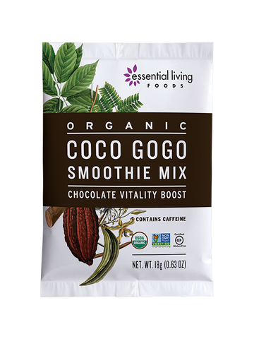 Coco Gogo Energy Elixir - Single Serve (Box of 10)
