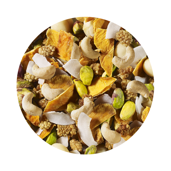 Essential Living Foods Organic Enlighten Trail Mix