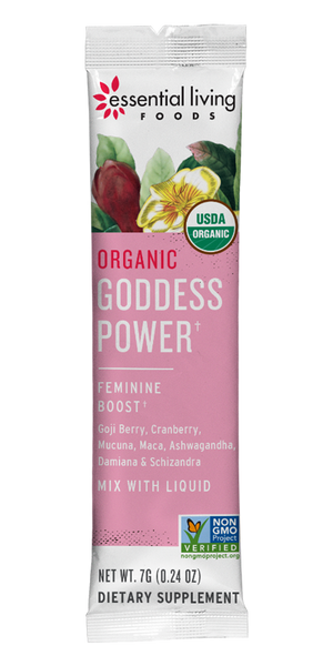 Goddess Power Stick